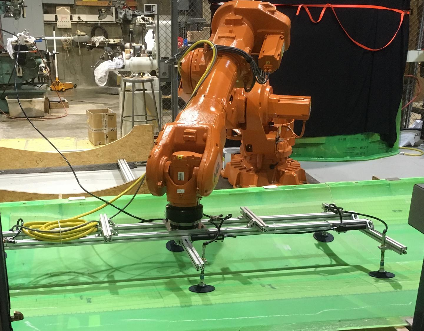Strengthening US Manufacturing Using Advanced Robotics