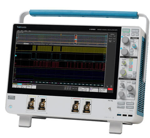 Mixed Signal Oscilloscope Includes 8 GHz Bandwidth