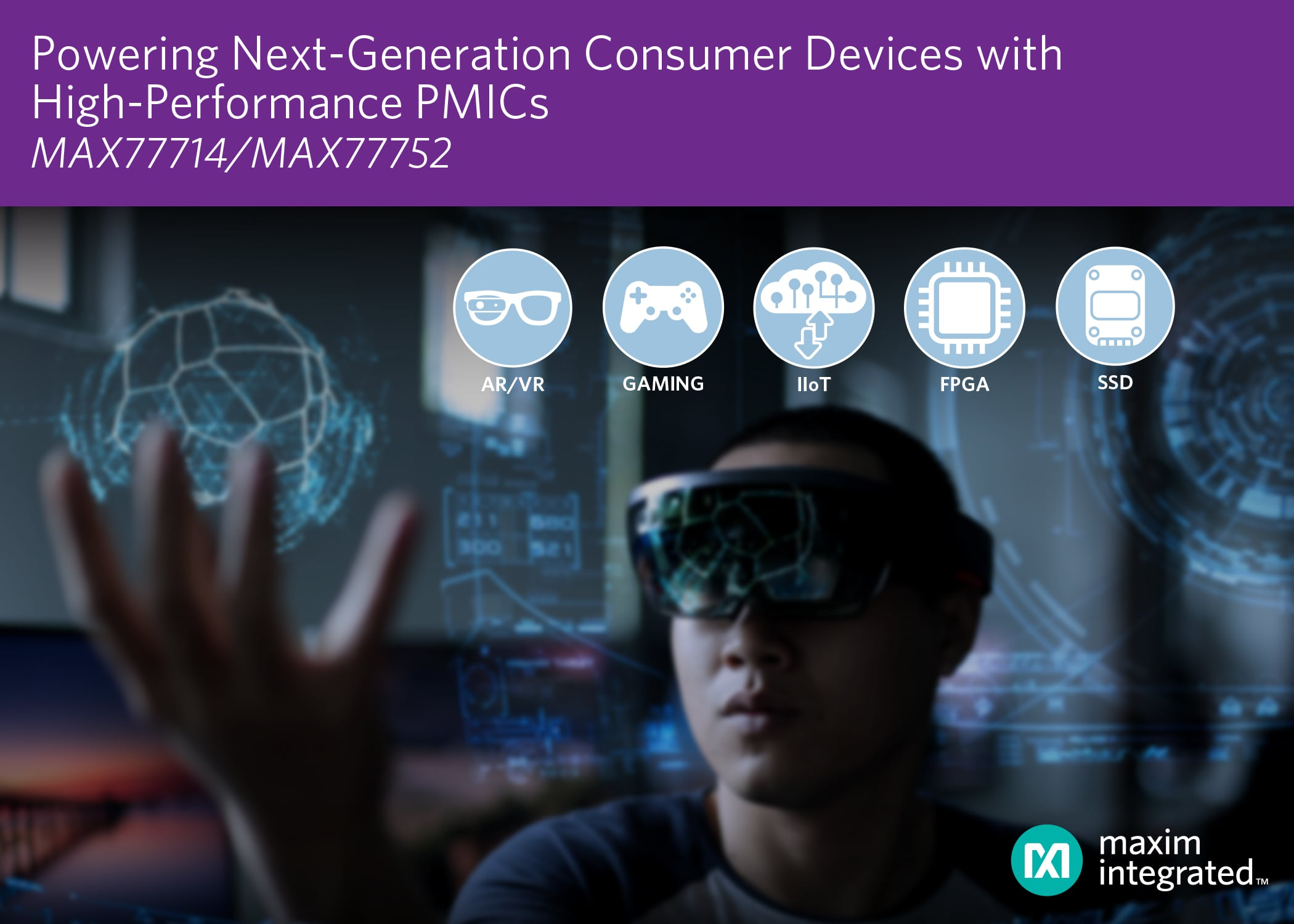 PMICs Power Next-Generation Consumer Applications