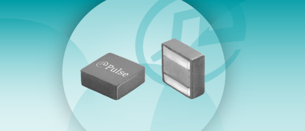 High-Current, Low-Profile SMT Inductors