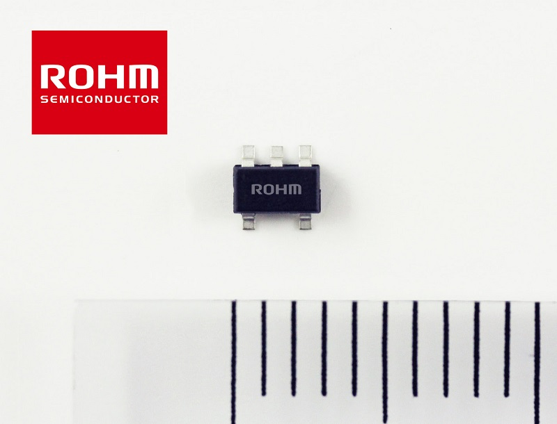 New CMOS op-amp delivers class-leading low-noise