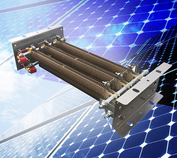 Resistors Feature Power of 8 kW in Standard Mill Bank Size