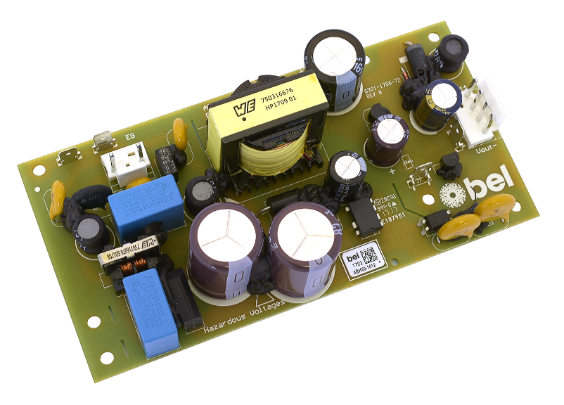 Power Supply Designed for Cost-Sensitive Applications