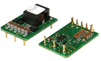 DC-DC Converters Perform Local Voltage Conversion to 48V