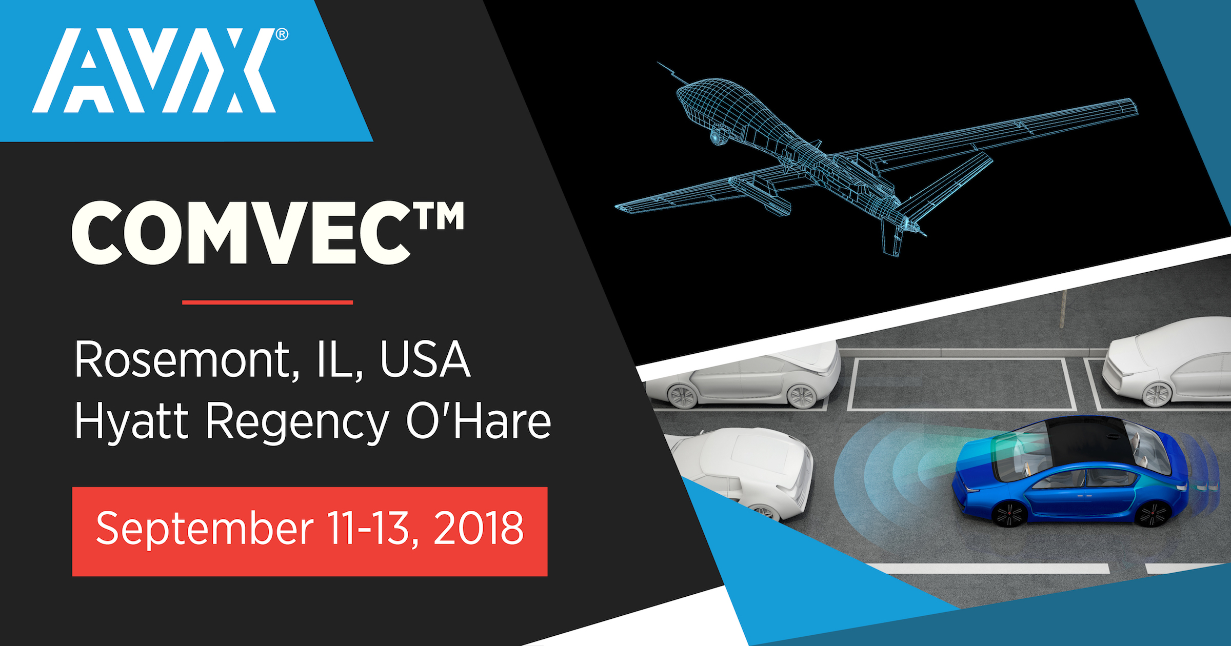 AVX to Participate in Panel Discussion at COMVEC 2018