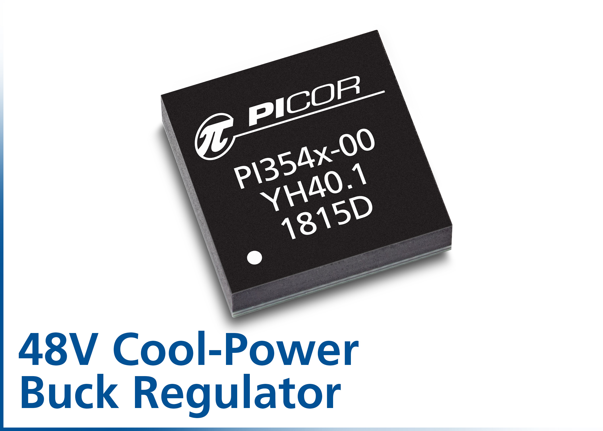 BGA Package for 48V Cool-Power ZVS Buck Regulator Portfolio