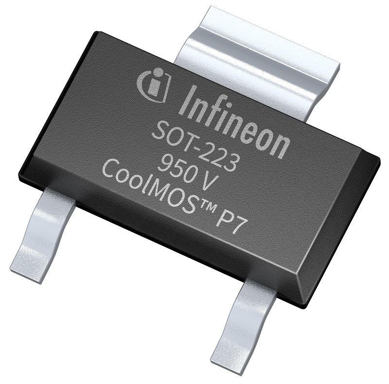 950V CoolMOS P7 Superjunction MOSFET