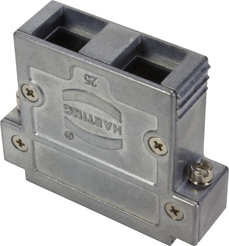 Three new housings for D-Sub InduCom connectors