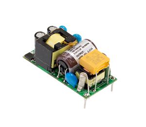 Medical-Grade Power Supply Features Operation From 80-264VAC