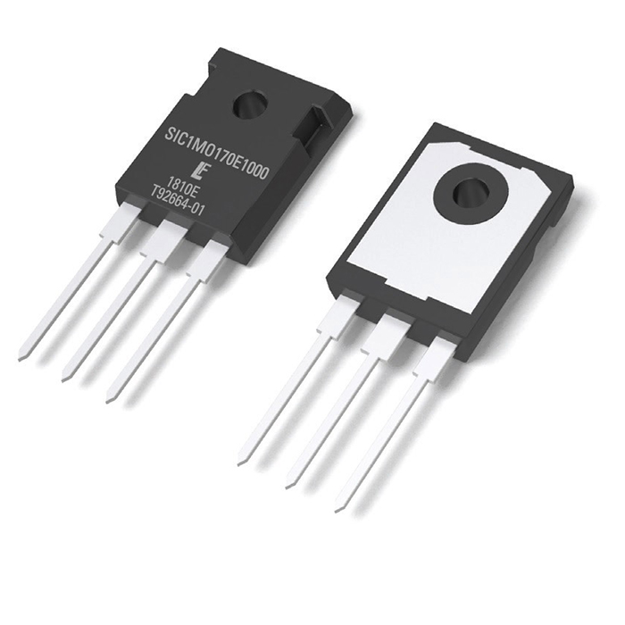 1 Ohm SiC MOSFET Enables Efficient Power-Control Applications