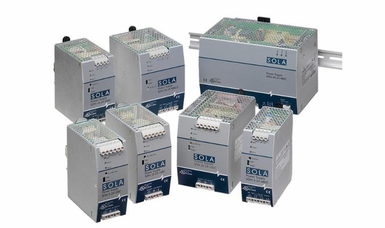 Emerson Extends SolaHD High-Performance SDN-C Power Supplies Line