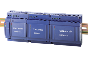 DIN Rail Power Supplies Now Shipping from Sager Electronics
