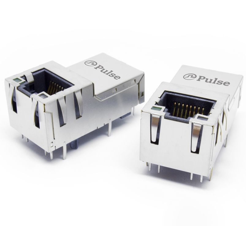 PoE Connector Modules Ideal for High-Bandwidth Applications
