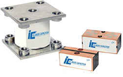 An Expanded Line of Conduction Cooled Capacitors