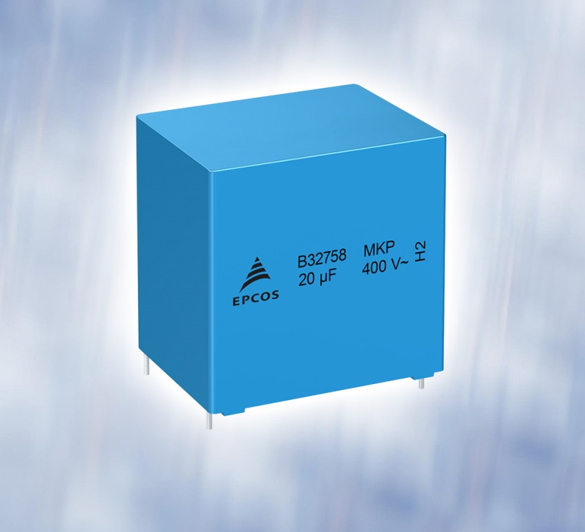 Series of Rugged AC Filter Capacitors Extended