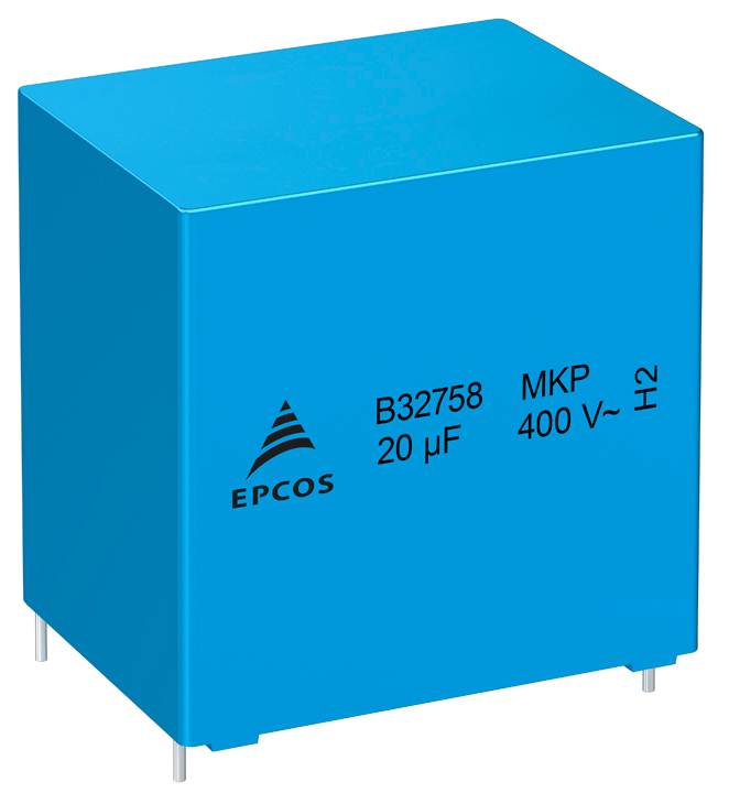 TDK Updates Series of Rugged EPCOS AC Filter Capacitors