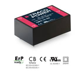 AC/DC Power Supply Modules Certified to IEC/EN/UL 62368-1