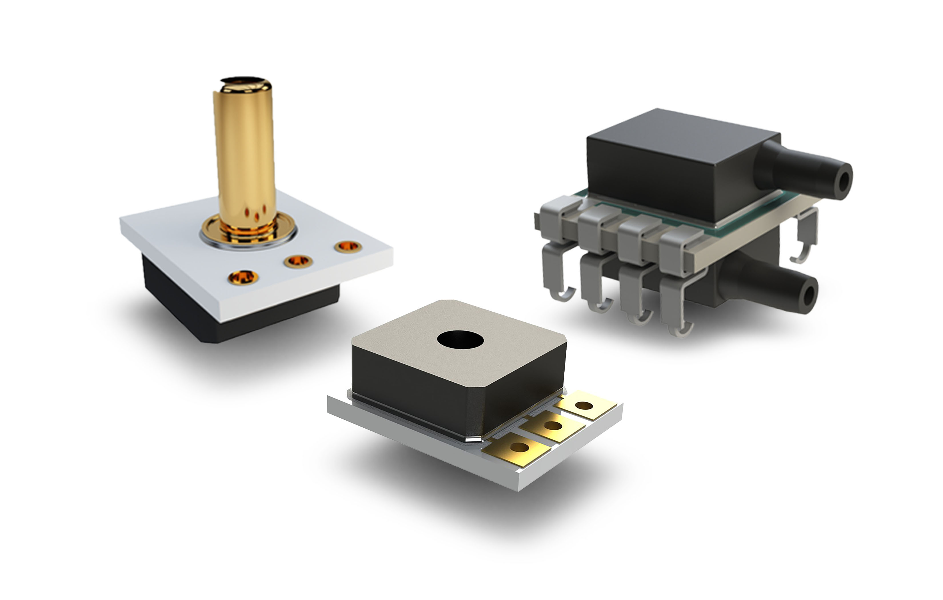 Line of Environmental Sensors Based on MEMS Technology