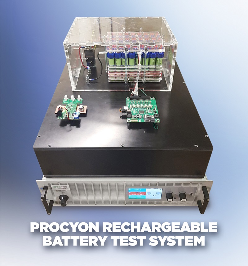 Modular EV/HEV Battery Test System uses Regenerative Technology