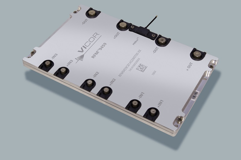 10kW Power Tablet AC-DC Converter