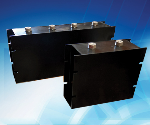 DC Link Capacitor Modules for Large Inverter Systems