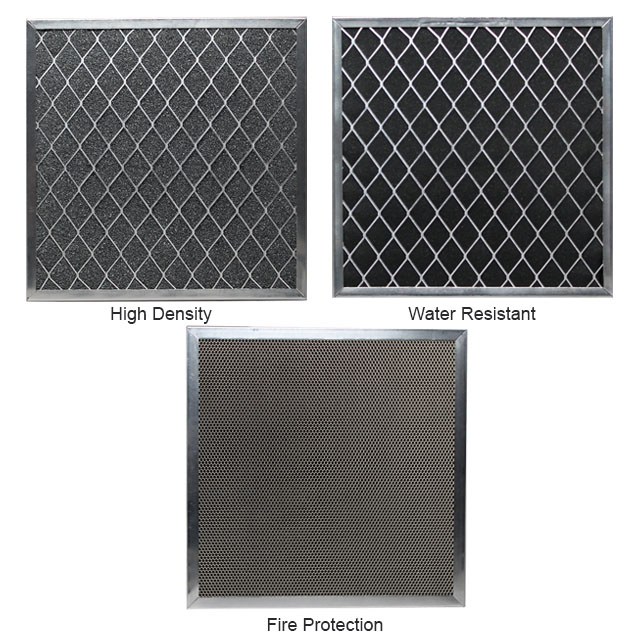 Fan Guard Filters Deliver Advanced Protection