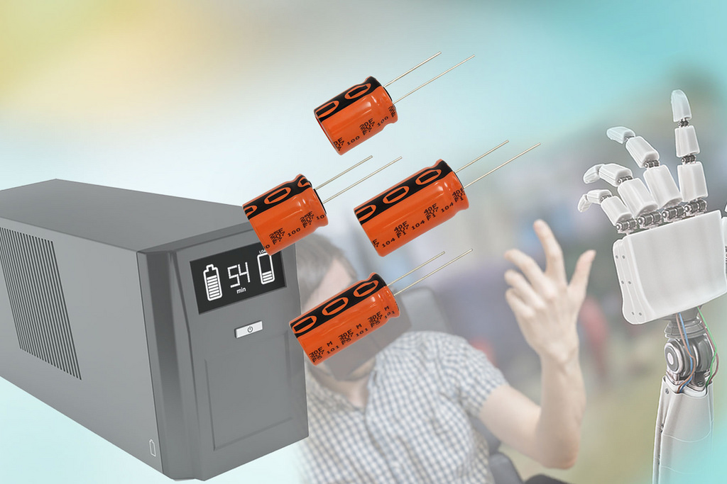 High-Voltage Storage Capacitors for Harsh Environments