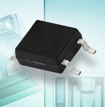 Optocouplers Offer 800 V Off-State Voltage
