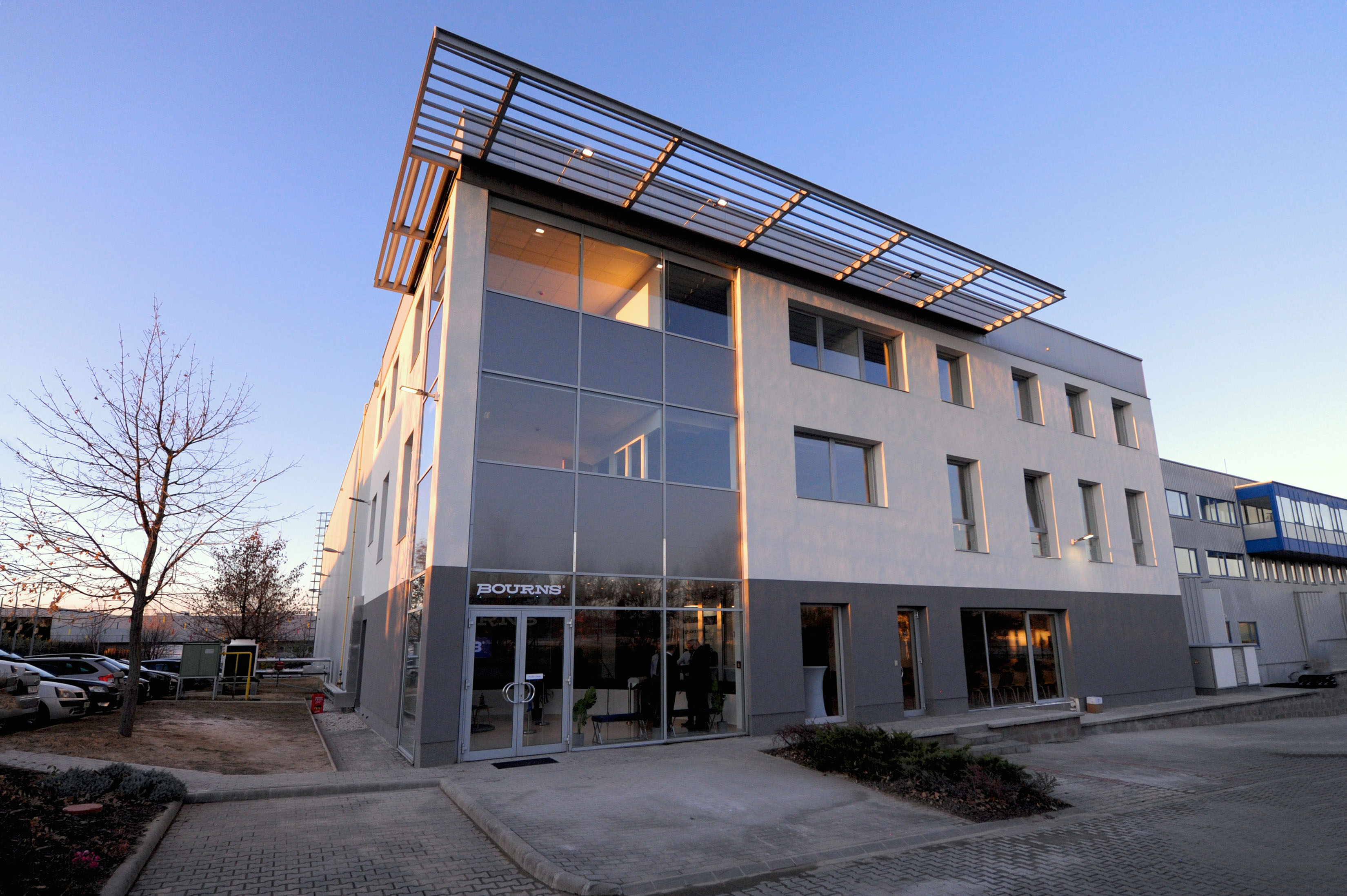 Bourns Expands Reach with New Office in Veszprém, Hungary