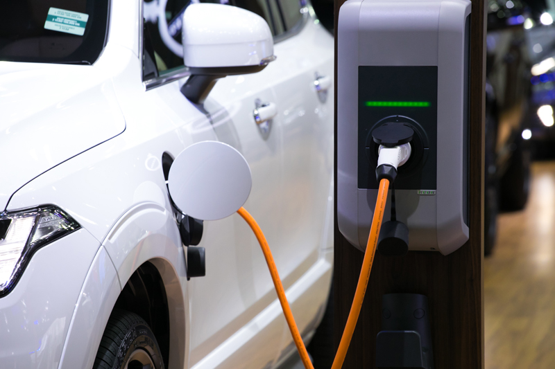 Enhancing EV Ecosystems Through Efficient Power Conversion