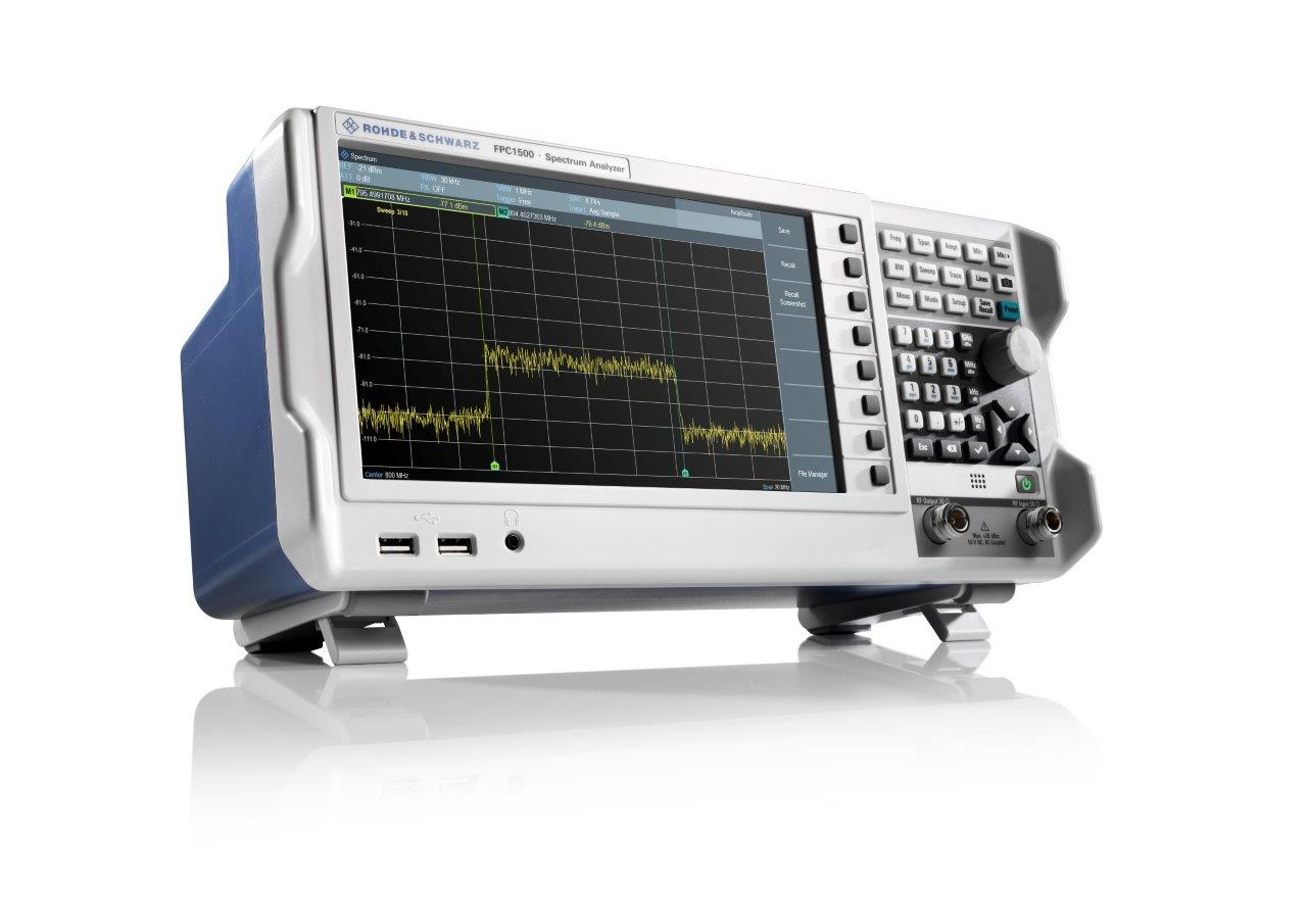 Rohde & Schwarz Displays New Generation of Value Instruments