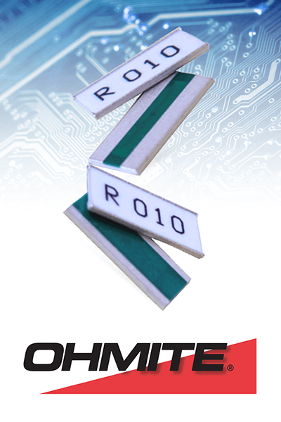 TTI Introduces Ohmite Metal Foil Current Sense Resistors