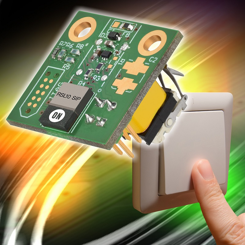 Energy Harvesting Bluetooth Low Energy Switch
