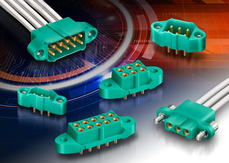 3.00mm Pitch Power Connectors with 10A Current Capacity