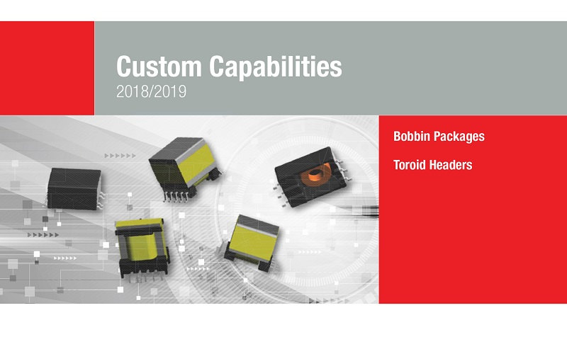 Custom Capabilities Catalog Features New Packages