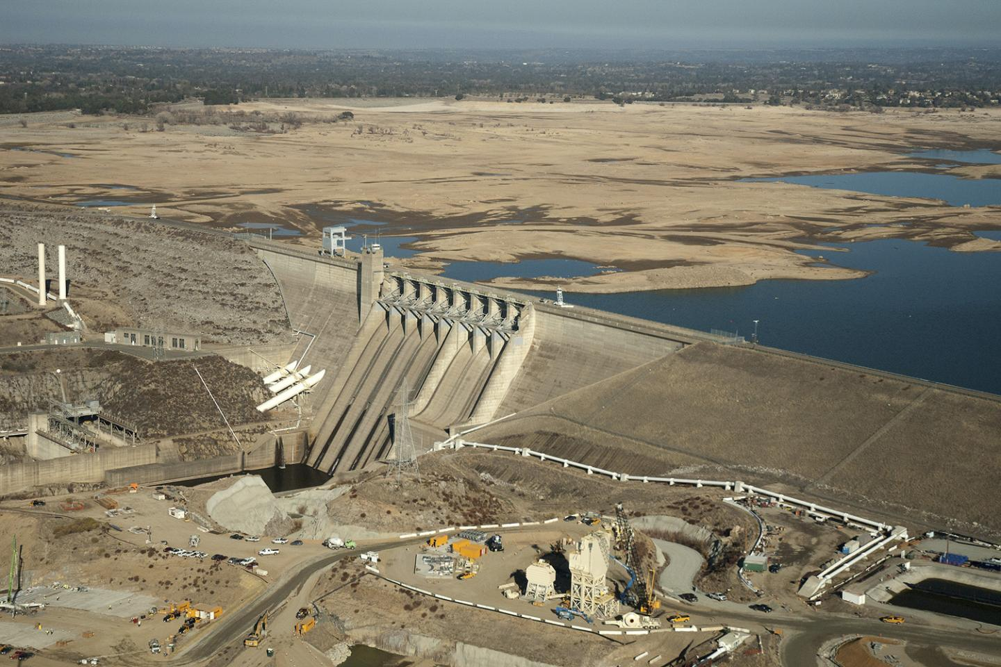 Droughts Boost Emissions as Hydropower Dries up