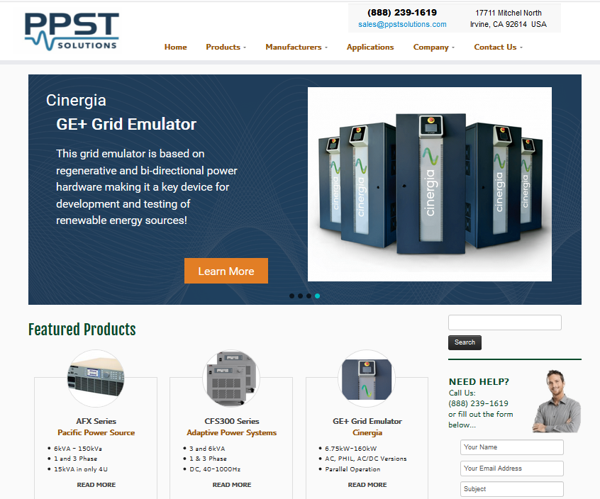 PPST Solutions Sales and Support Company Launches in 2019