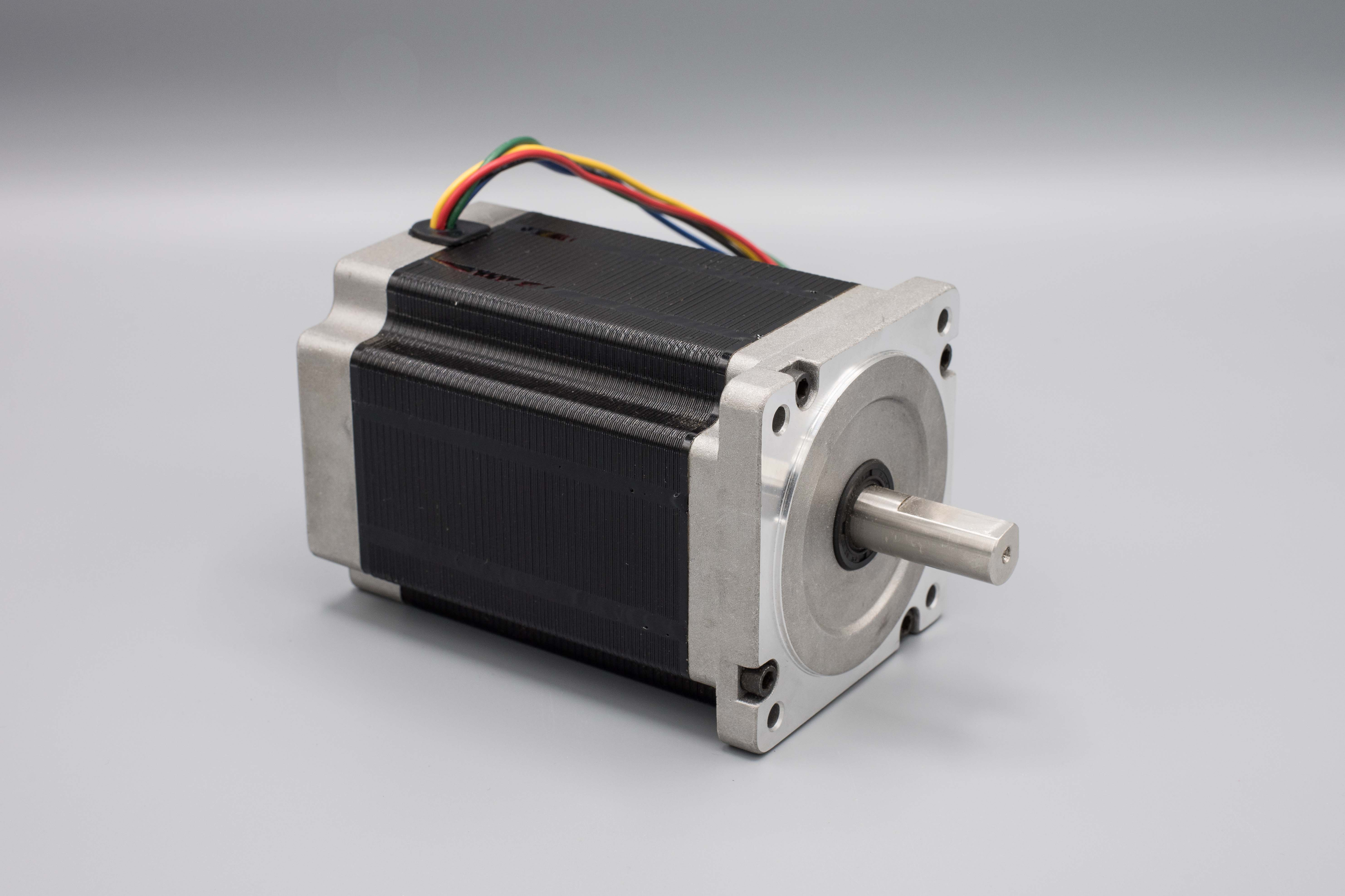 Customizable Stepper Motors for Automation Applications