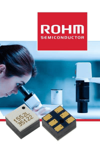 TTI Stocks 4 Direction Optical Sensor from Rohm