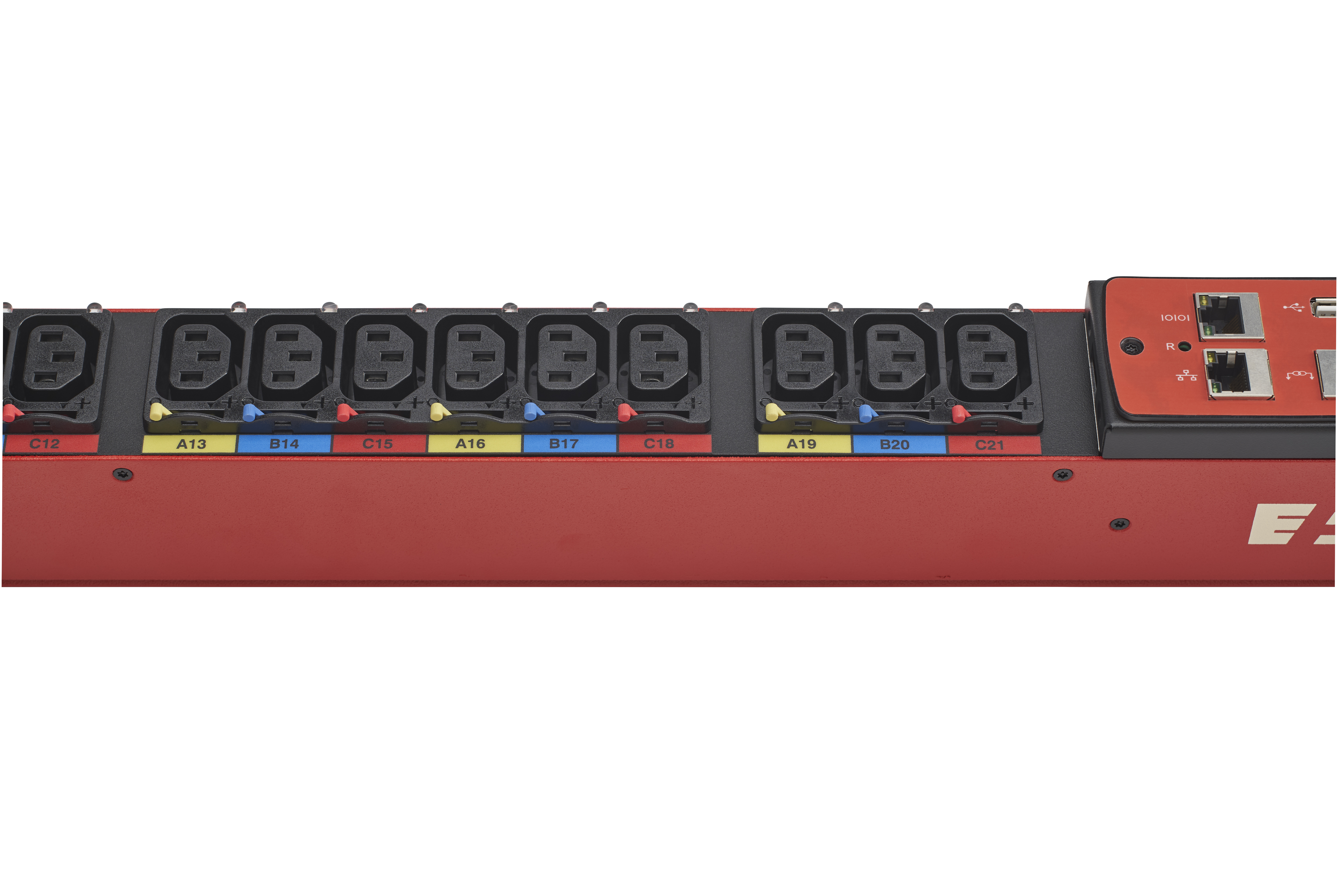 High-Density Rack PDU Offers Advanced Configurability