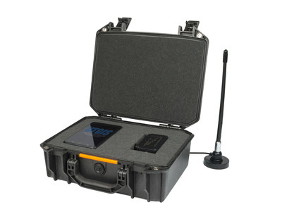 Radio Detection System for Mobile Voltage Safety Surveys