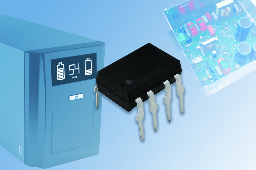 2.5 A IGBT and MOSFET Driver Delivers Increased Efficiency