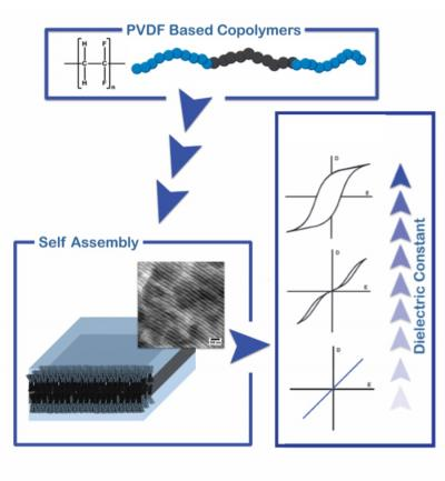 Ferroelectric Polymers Made More Versatile