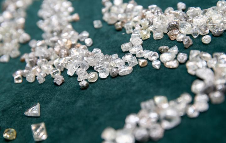 Using Blockchain Technology to Verify Natural Diamonds