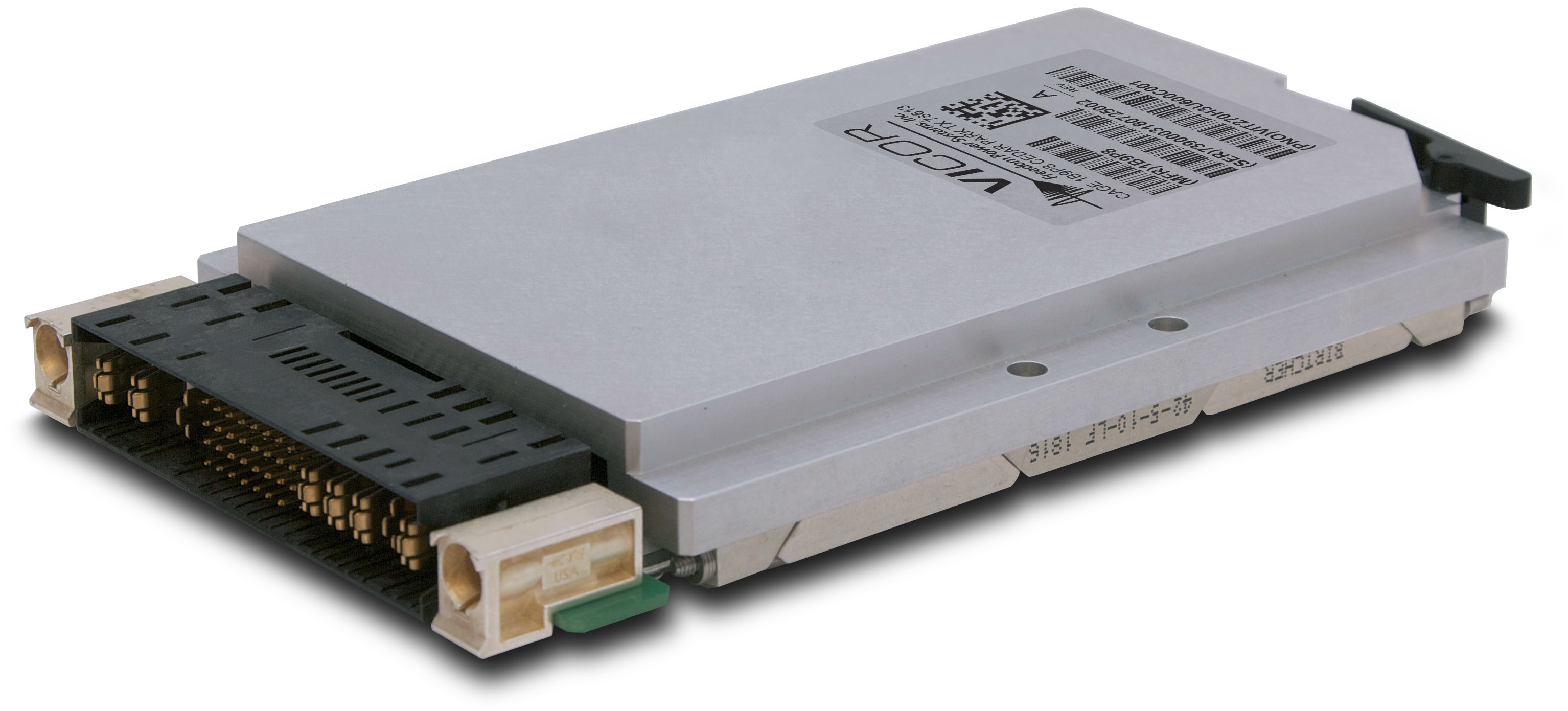 VITA 62 Power Supplies for MIL-COTS VPX Applications
