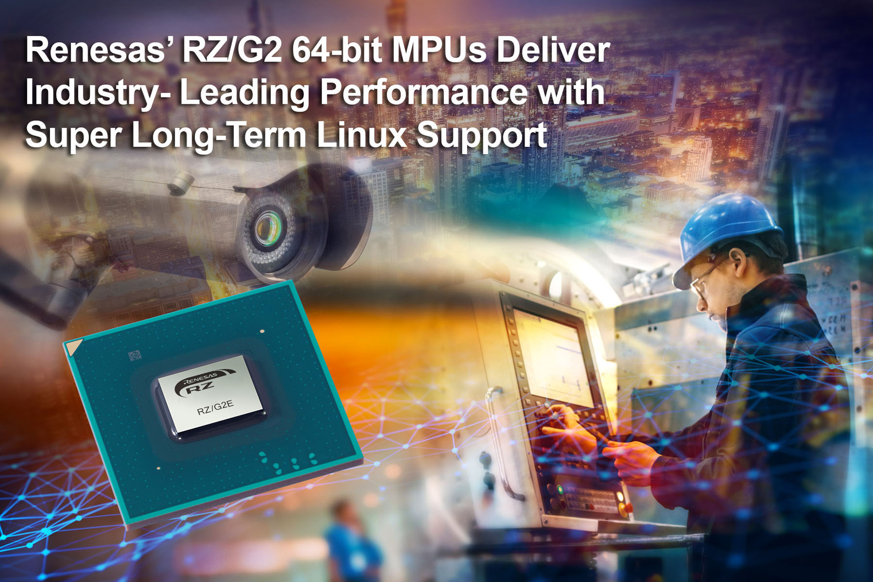 64-Bit MPUs Deliver Long-Term Linux Support