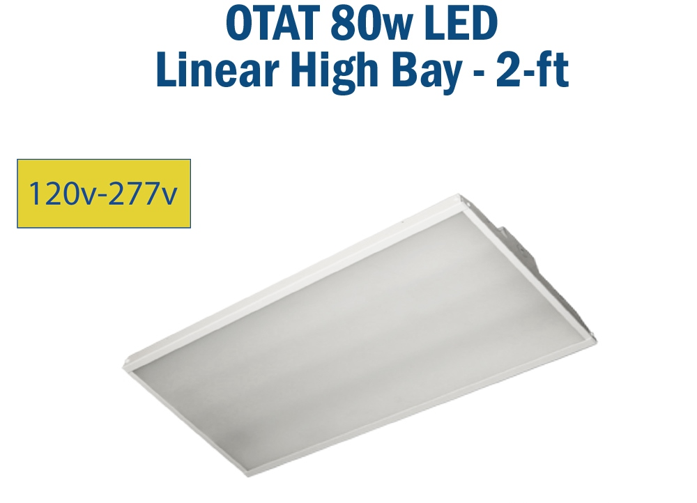 Access Fixtures Announces New LED Linear High Bay Fixtures