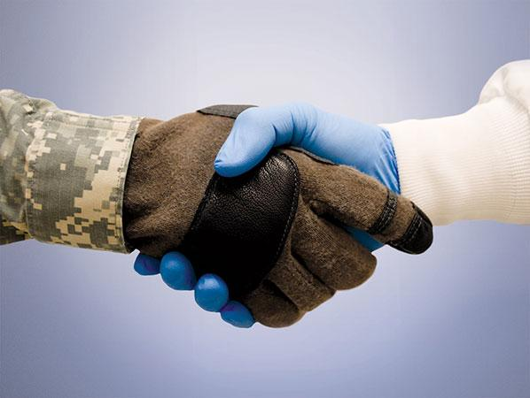 Army Lab, Industry Partner to Develop New Materials