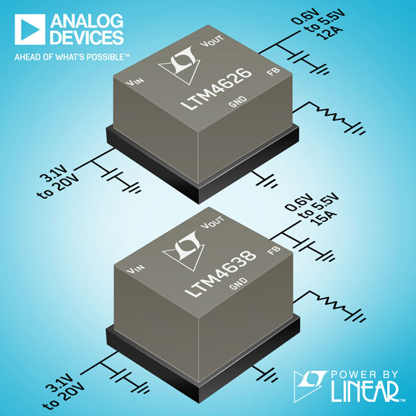 �Module Regulators Use Inductor as Heat�Sink