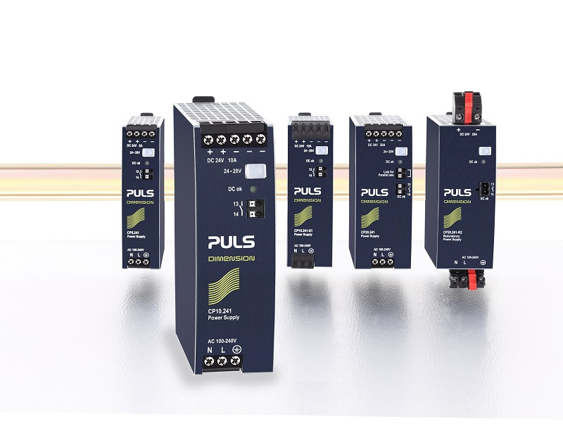 Beat Obsolescence with PULS DIN-Rail Power Supplies